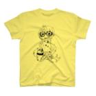 小雨屋さんは静かに暮らしていたいのPainter T-shirts
