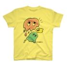 レモネードプールのスライムオバケちゃん T-shirts