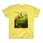 アズペイントの江ノ島電鉄 T-shirts