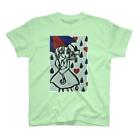 なんでろぐのレインガール T-shirts