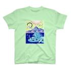 富嶽キャッスルの目眩を起こすマンモス♪ T-Shirt