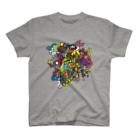 ウグイスのNEWS_color T-shirts