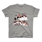 ヤママユ(ヤママユ・ペンギイナ)のPENGUINS THE BIG FOUR LIVE! T-Shirt