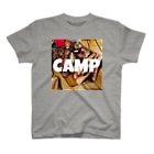 スキコソのCAMP T-shirts