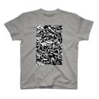 ss__fs125のアルミホイルTシャツ T-shirts