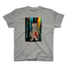 SCRAPKNOCKERの脱走のあと T-shirts