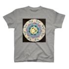 イエローパンダ スマイルのイエローパンダ      蓮II T-shirts