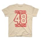 クロート・クリエイションのケンドー48 T-shirts
