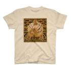 K子のお店@主に自分用のMETの補子Tシャツ1-文官一品(仙鶴) T-shirts