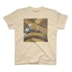 ぬっのヨーロッパの床 T-shirts