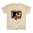 レバンガ☆SAPPOROのきょうま眼力Tシャツ T-shirts