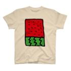 ZENZERONのZENZERON071(すいか) T-shirts
