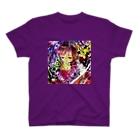 ジェリー冴子の毒花 T-shirts