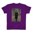 PYOKKARI🧀ぴょっかりのKeisatu_NA_T-shirt T-shirts