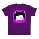 市イラストグッズショップの猫娘 T-shirts