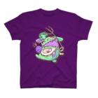 マカロニグラタンのRABBIT_COOK T-shirts