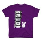 BabyShu shopのシネマ鷺ハム・背景透過ver T-shirts
