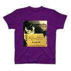 ねこじまんスーベニアショップのあの人気ハチワレ猫あるあるシリーズ T-shirts