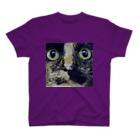あかめ@猫カフェのサビ猫 T-shirts
