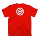 サワダシンヤのコエンタイムフェス2018Tシャツ マツヤマVer[刷色:白] T-shirtsの裏面