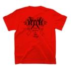 RnTaTTooのりょうくん T-shirtsの裏面