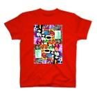 銭に目がくらむ。の個人情報保護法kusokurae T-shirts