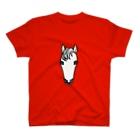 Ccraftのサラブレッド(白毛) T-shirts