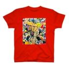 黄色聖域商店(二号店)のπ T-shirts