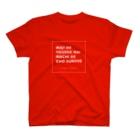 冬江(とうえ)の超survive wht T-shirts