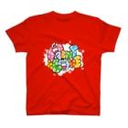 プリント・アイ DESIGN部門のPAINT IT LOVE T-shirts