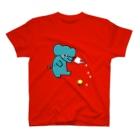 あけつん!のゾウくんのじょうろ T-shirts