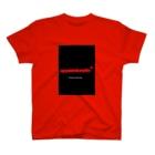R_GD_trackの自作ロゴ T-shirts