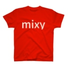 フラット(公式アカウント)のミキシー T-shirts