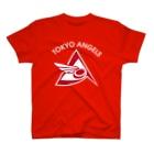 はみだし みゆきのエンジェルス 赤T T-shirts