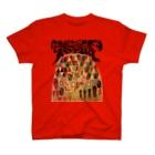 安里アンリの古墳グッズ屋さんの田代太田古墳(石室装飾) T-shirts