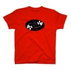 入り江わにアナログ店の薔薇の還暦トレーナーTシャツ T-shirts