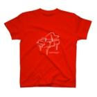 Design UKのリトルモーツァルト T-shirts