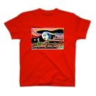 沢ちゃん♪の錆びたレールと夏草の歌1 T-shirts