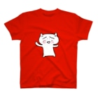 tamajiのほんわか猫 T-shirts