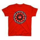 ハンサム判治(HANZI BAND ALONE)のHANZI専用RED T-shirts