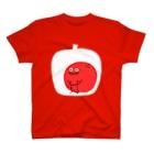 ZASHIKIのりんご T-shirts