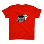 ジョナトンのお店のねこです T-shirts