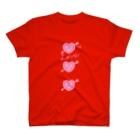 tokimekizaのハートなキューピット T-shirts
