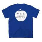 紅茶屋 417TEAの417TEA_White T-shirtsの裏面