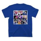 ドナ🥖🥖大好きクラブ会長KAZの地下アイドルファングッズ T-shirtsの裏面