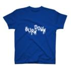 Double O のバーンダウン T-shirts