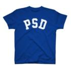 ゴンのPSD(白) T-shirts
