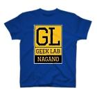 ギークラボ長野のGEEKLAB.NAGANO(スタンダード) T-shirts