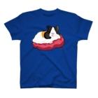 nins・にんずのイングリッシュモルモットのちょた T-shirts