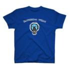 NIKORASU GOのユーモアデザイン「花粉症つらい」 T-shirts